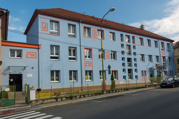 Mateřská škola Prachatice - Zahradní 96