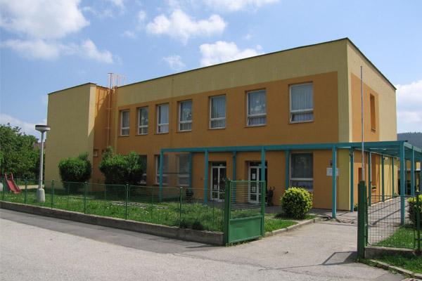 Mateřská škola Prachatice - Skalka 180