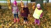 Podzim v MŠ - podzim je tu