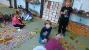 Podzimní tvoření v mateřské škole Krumlovská