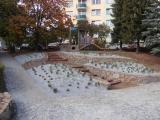 Průběh prací na revitalizaci zahrady