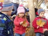 Učíme se v zahradě - barvy podzimu