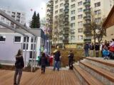Slavnostní zahájení provozu školní zahrady