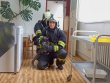 Jak v Paraplíčku vypukl požár