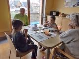 Velikonoční malování v Paraplíčku