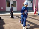 Děti z prachatického Paraplíčka pomohly jaru