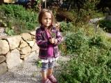 Učíme se v bylinkové zahradě